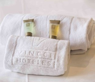 Amenities  VINCCI MERCAT Valencia